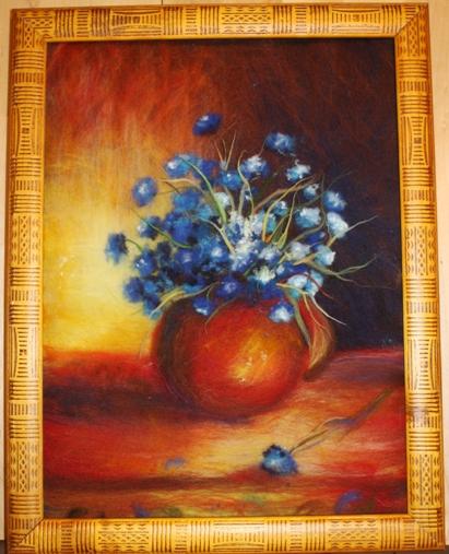 мастер-класс по валянию, арт-терапия, обучение живописи