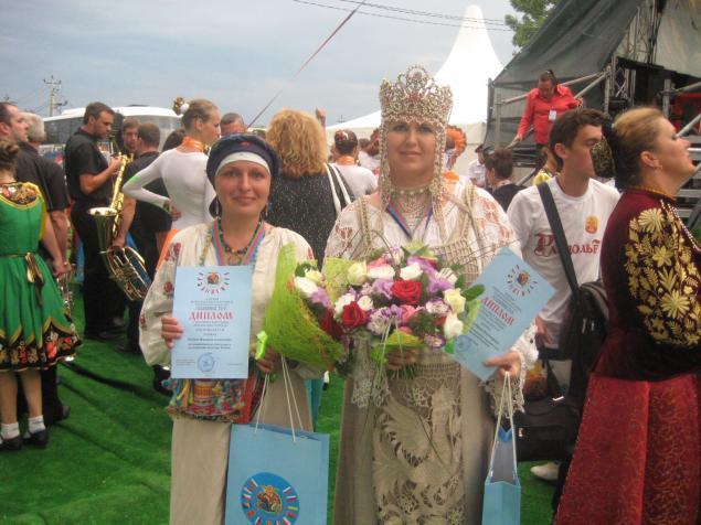 Международный фестиваль славянской культуры. Славянск-на- Кубани 2013., фото № 25