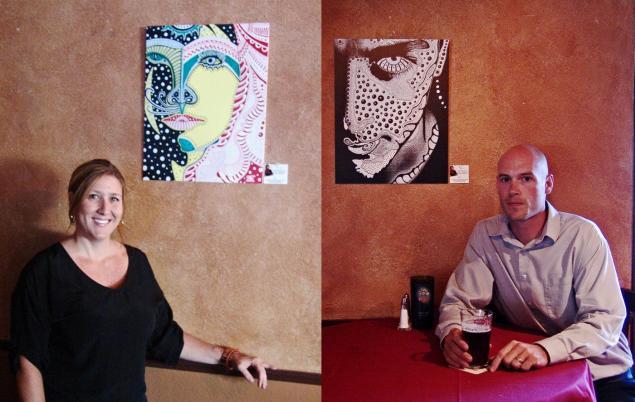 выставка, картины, графика, выставка 2013