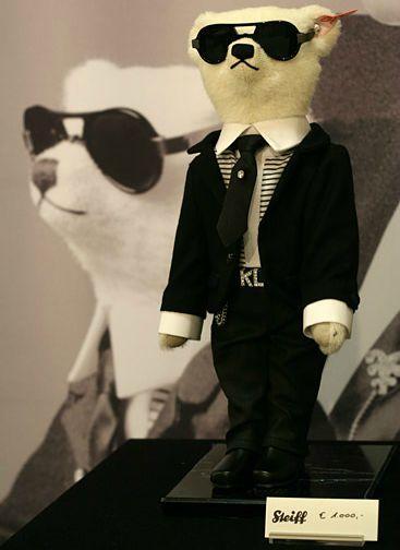 тедди, тедди мишка, карл лагерфельд, мишки и мода