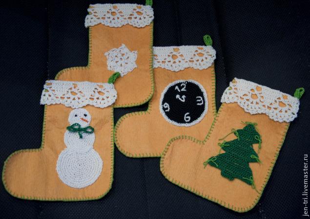 подарочные носочки