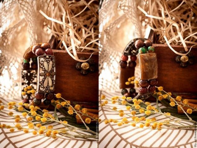 браслет, натуральные камни, подарок своими руками, настроение