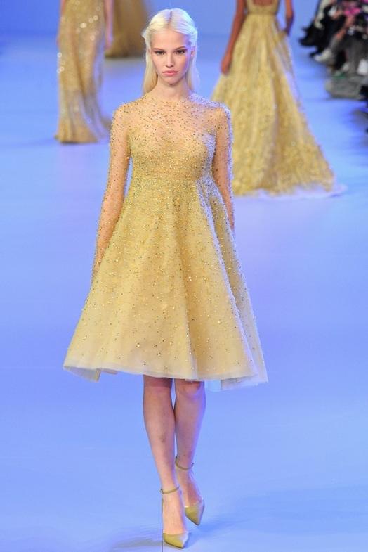 Elie Saab Haute Couture Весна-Лето 2014, фото № 25