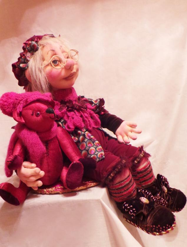 обучение, курсы кукла