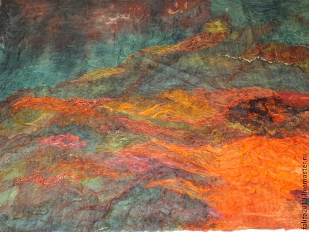 Вдохновение или рисуем шелком., фото № 10