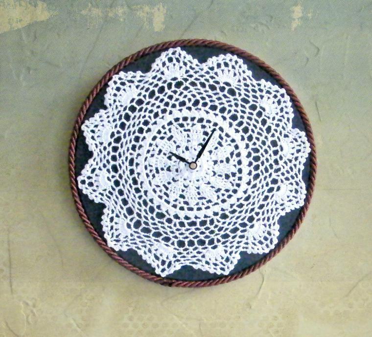 Вязание салфеток своими руками