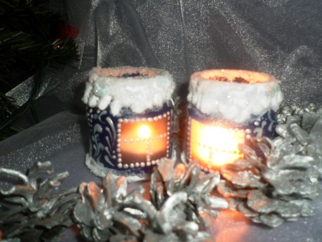 Поделки из банок своими руками фото на новый год