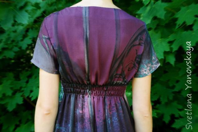 летнее платье, дизайнерские вещи, стиль