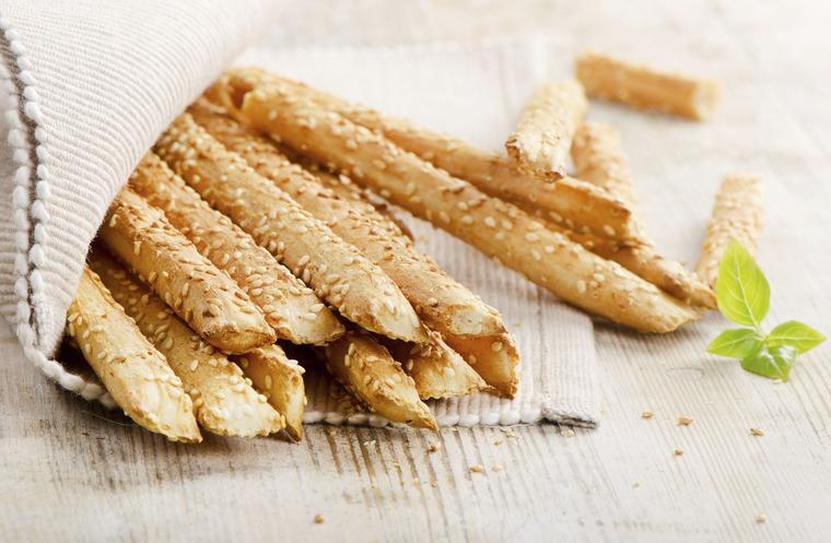 хлебные палочки, итальянская кухня