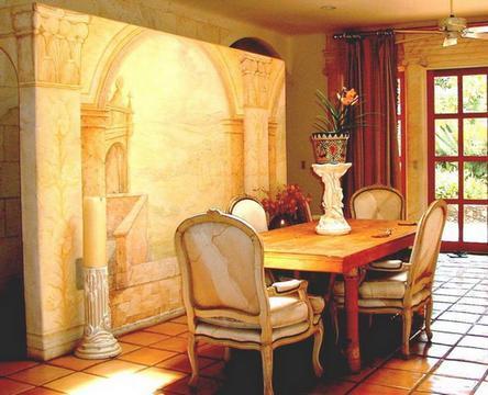 Итальянский - тосканский или средиземноморский - стиль интерьера, фото № 9