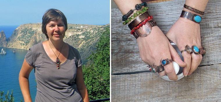 «Я страстно люблю украшения», интервью с Марией Булановой, фото № 18