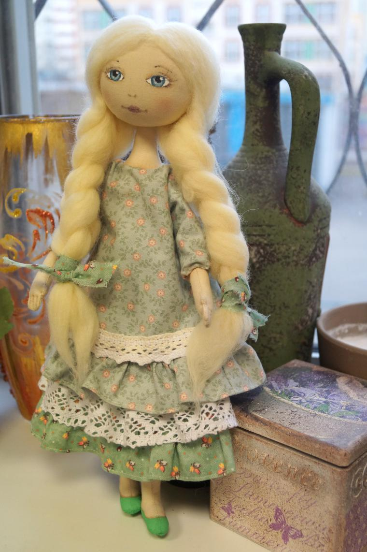 Куклы текстиль мастер класс видео