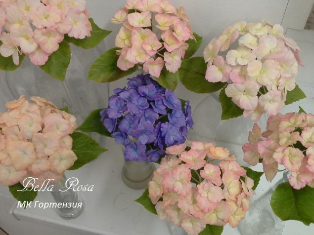 лепка цветов, флористика, белла роза