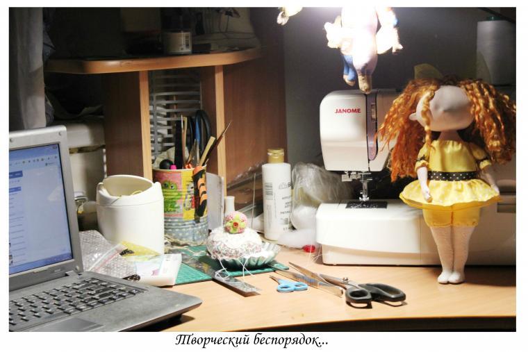 кукла, текстильная кукла, грунтованный текстиль, рабочие моменты