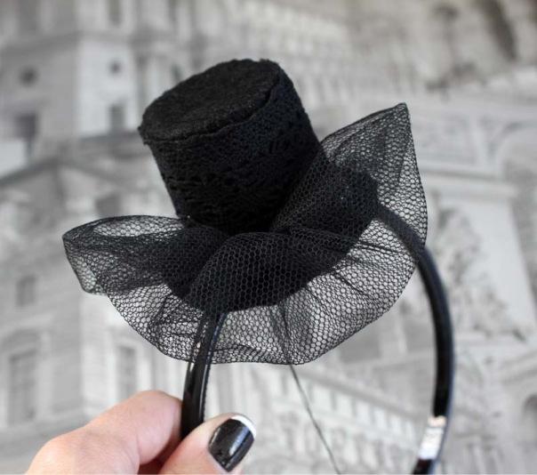 Шляпки своими руками на шляпную вечеринку