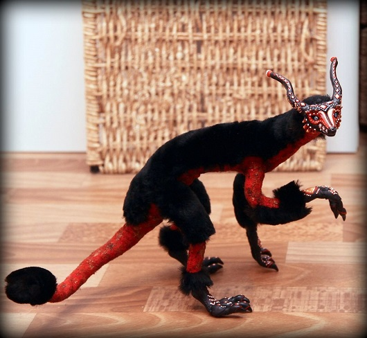 игрушка дракон, амулет
