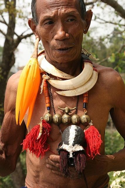 Этнические украшения народа Нага, фото № 3