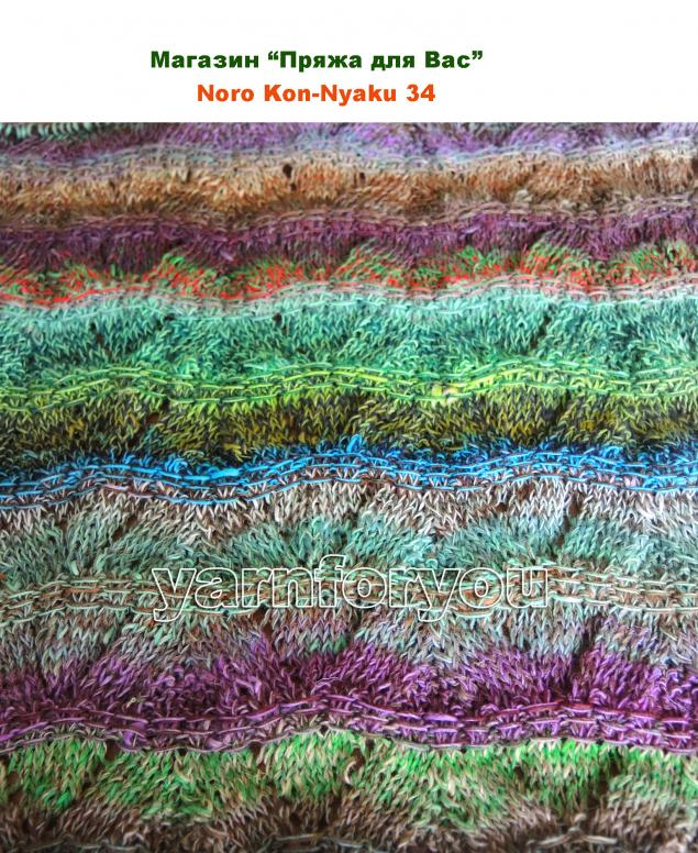 kon-nyaku, дизайнерская пряжа, элитная пряжа, летняя пряжа