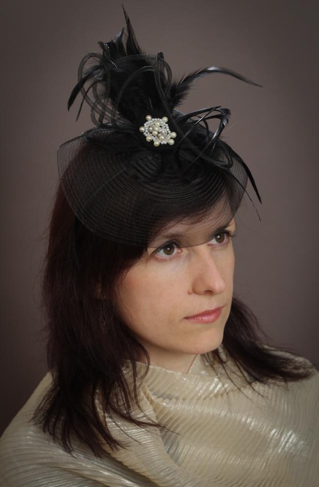 шляпки-вуалетки