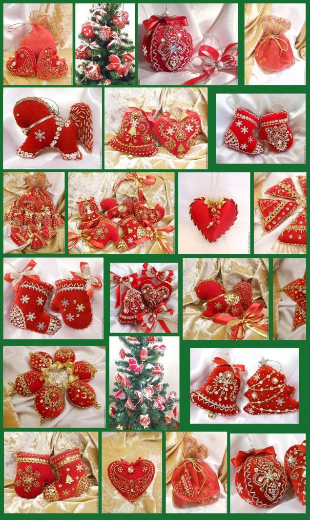 новый год, новогодний подарок, купить елочные игрушки, зима