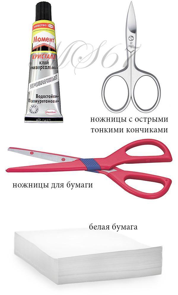 инструменты для бисера