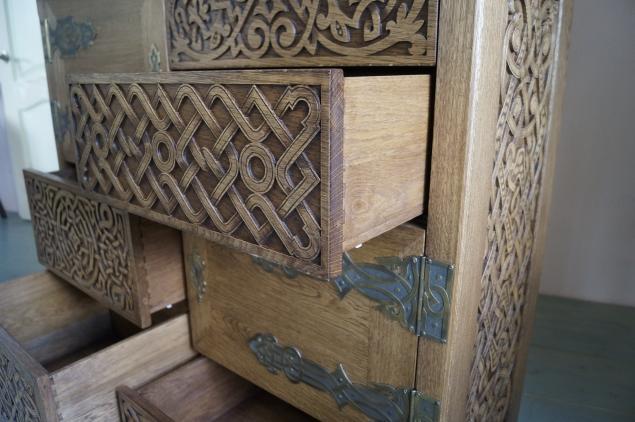 мебель с декором, роспись мебели