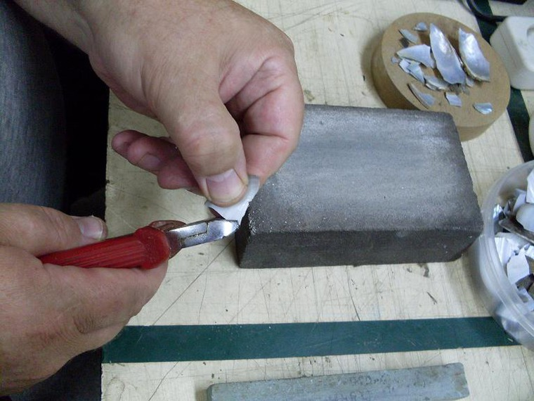 Secrets of the Tula universe. Lesson 6: inlaying the product with other materials