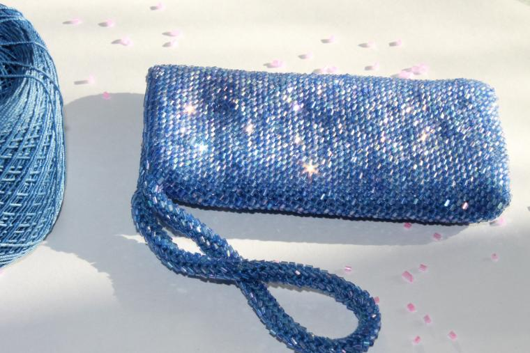 вязание с бисером, вязание бисером, вязание, вебинар, мастер-класс, ирина рудевич