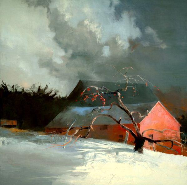 Paul Stone. Минимализм в живописи. Картина пятнадцатая