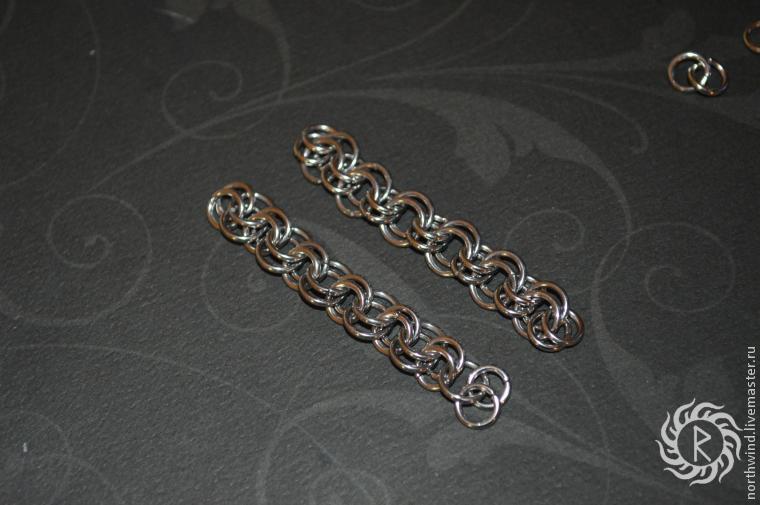 кольчужный браслет