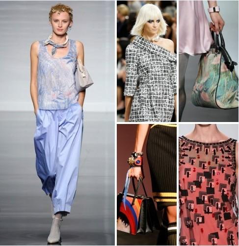 мода, модные тенденции, тенденции моды для вас