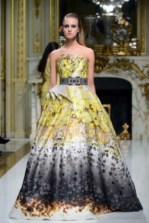 Charlotte Licha Haute Couture весна-лето 2014, фото № 1
