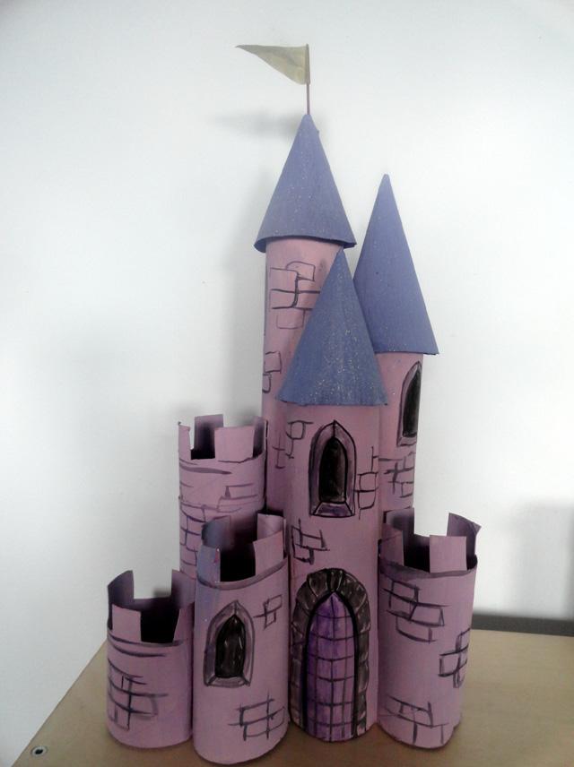 Как делать кукольную мебель из картона