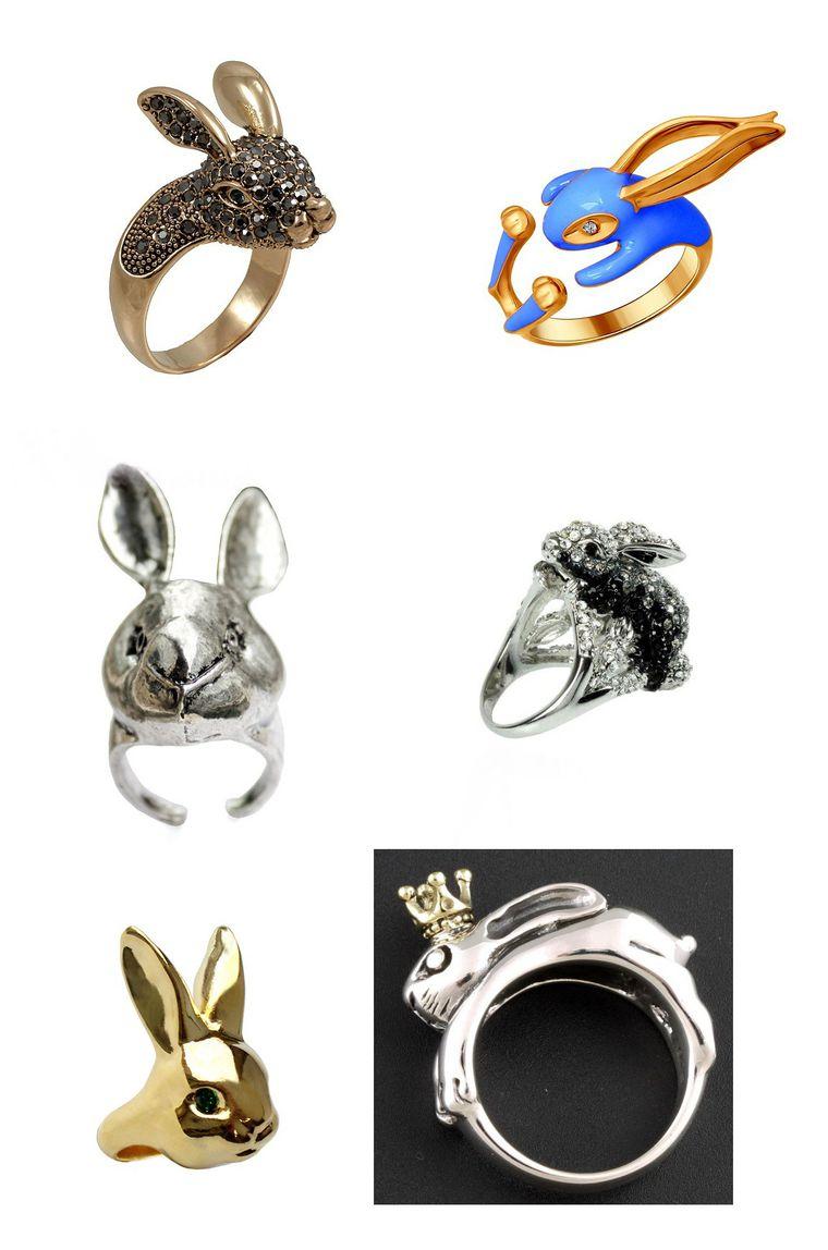 украшение заяц