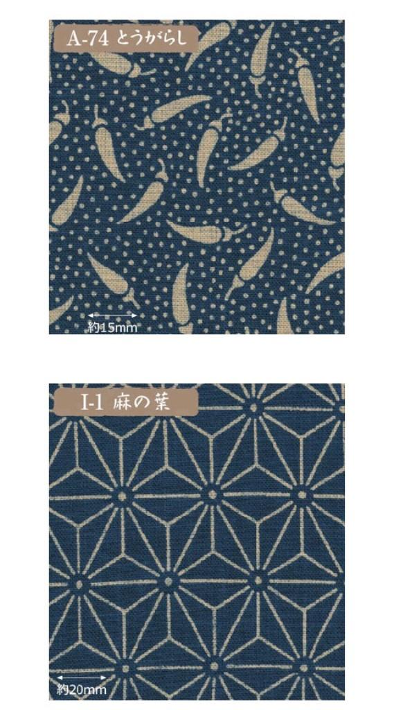 Коллекция тканей Йоко Саито и ее новинки., фото № 18