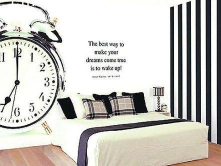 Мысли на виду! (или 60 идей декора стен с помощью слов, букв и цифр), фото № 58