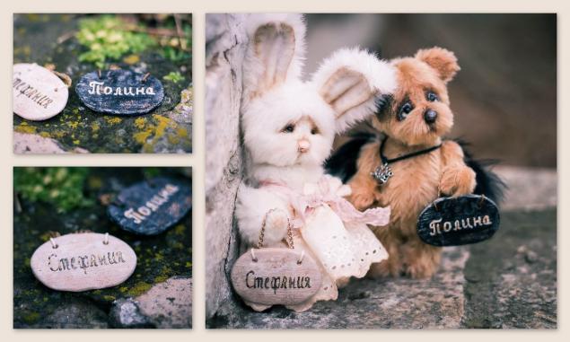 тедди, коллекционные медведи