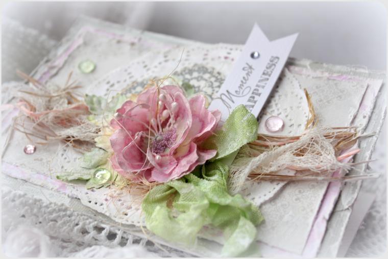Открытка цветов мастер класс