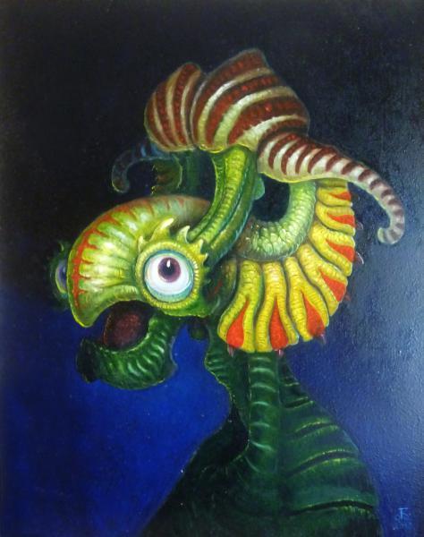 портрет иноплянетян