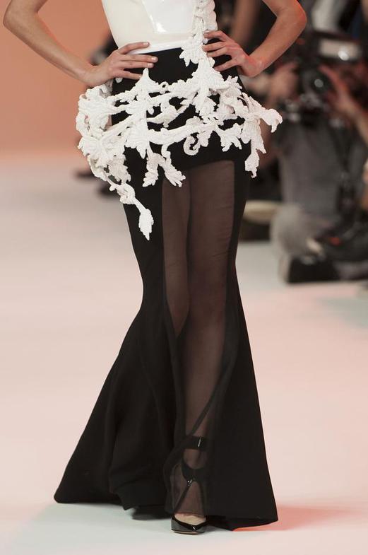 Stephane Rolland Haute Couture весна-лето 2014, фото № 127