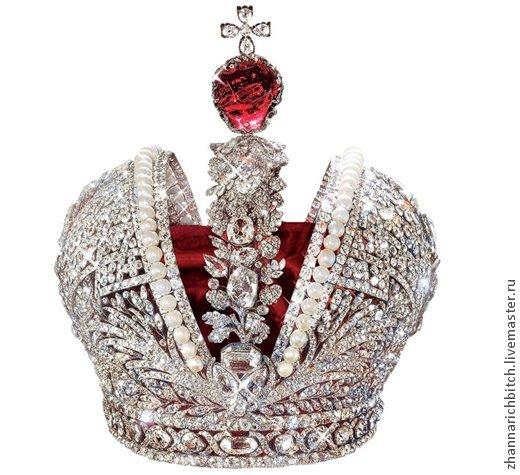 Корона российской империи своими руками фото 171