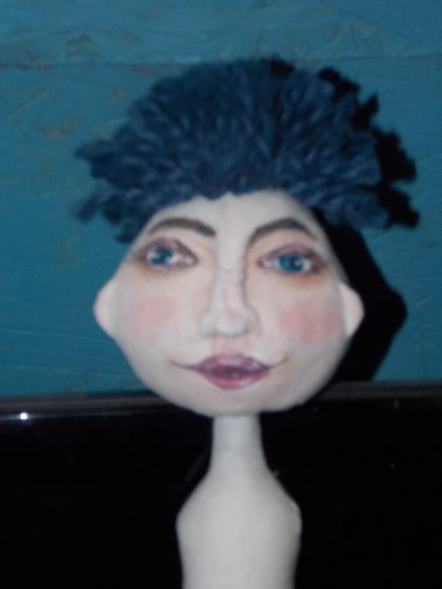 кукла, авторская ручная работа