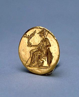 золото греков