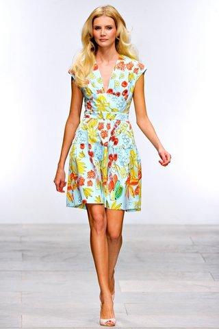 новинки моды весна-2012