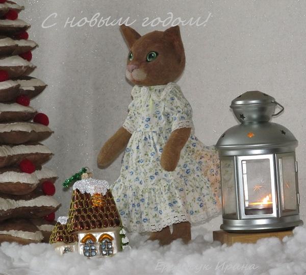 пряничная ёлка, новогодние подарки