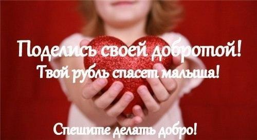 Поможем все ВМЕСТЕ Насти из Чебоксар!!!, фото № 1
