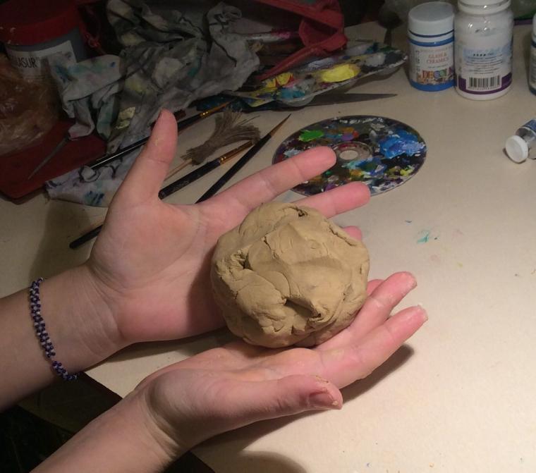волшебство, колокольчик, рождение керамики