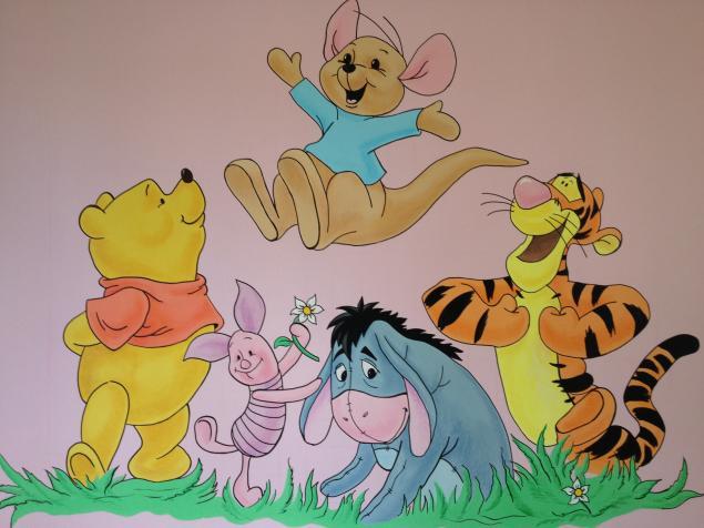 Рисунки мультфильмов зверей гуашью из мультфильмов
