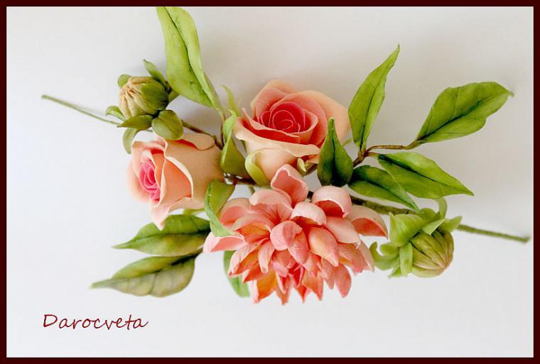 скидка, украшения ручной работы, цветы ручной работы