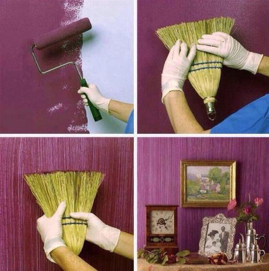 Колоритно и фактурно 20 креативных идей для декора стен и пола, фото № 10